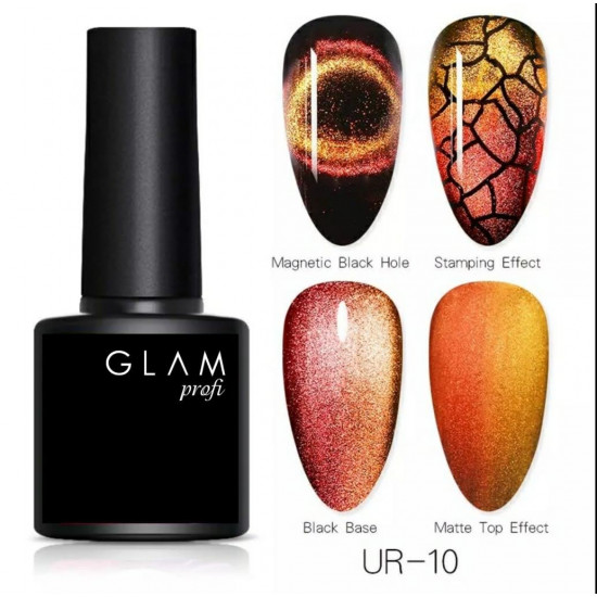 Glam Profi 9D Cats eye UR-10