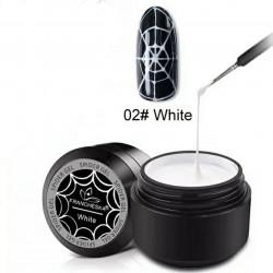 Spider gel #02 White