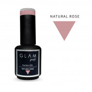 Glam Profi Builder gel in a Bottle Natural Rose