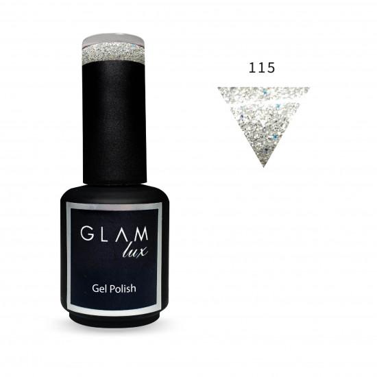 Gel polish Glam Lux X115