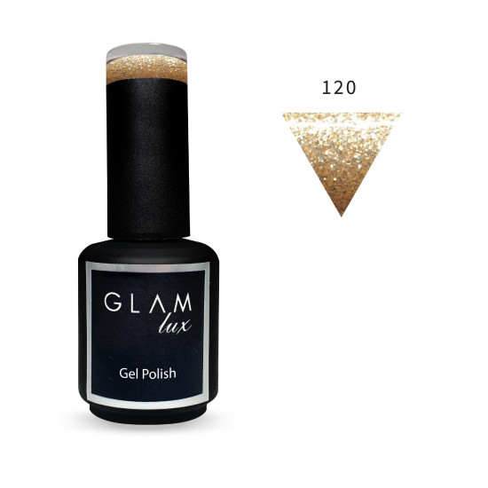 Gel polish Glam Lux X 120