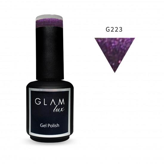 Gel polish Glam Lux G223