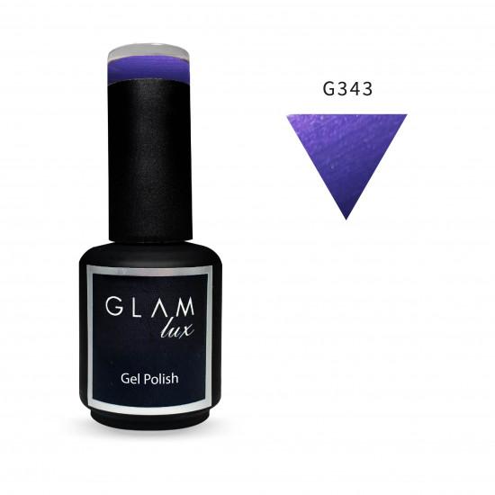 Gel polish Glam Lux G343