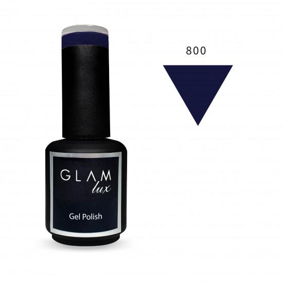 Gel polish Glam Lux 800
