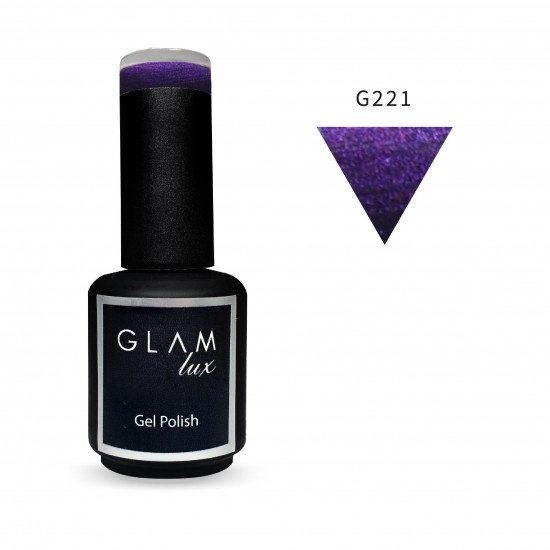 Gel polish Glam Lux G221