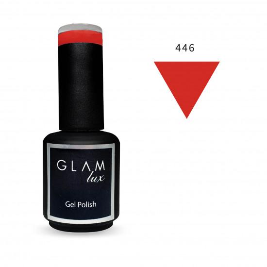 Gel polish Glam Lux 446