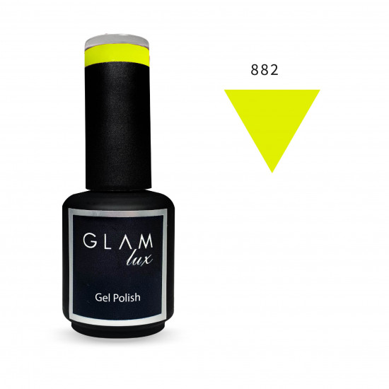 Gel polish Glam Lux 882