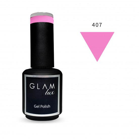 Gel polish Glam Lux 407