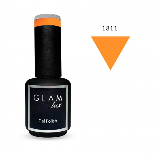 Gel polish Glam Lux 1811