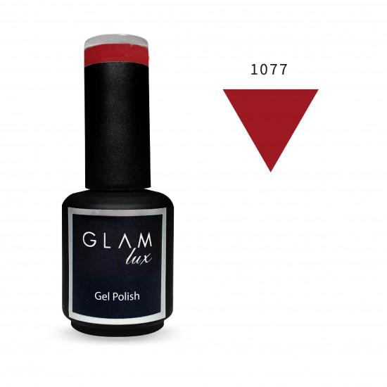 Gel polish Glam Lux 1077