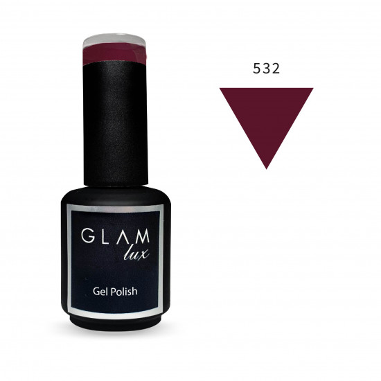 Gel polish Glam Lux 532