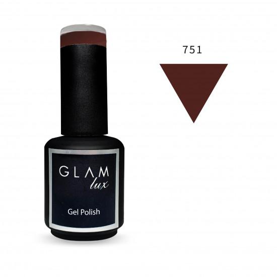 Gel polish Glam Lux 751