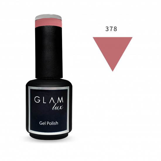 Gel polish Glam Lux 378