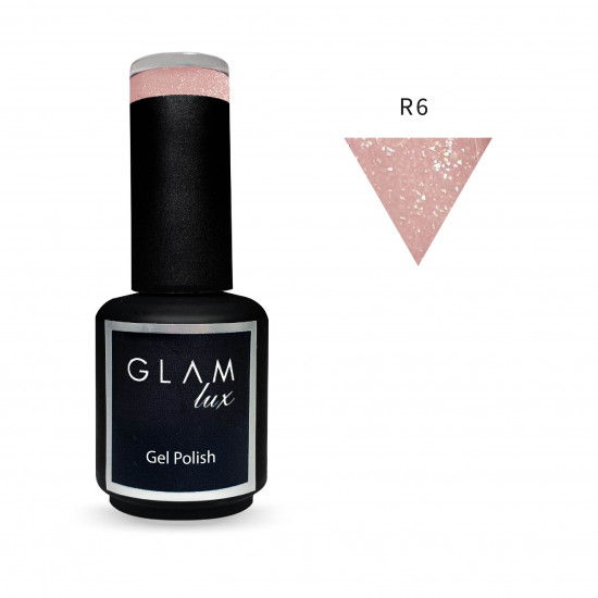 Gel polish Glam Lux R6