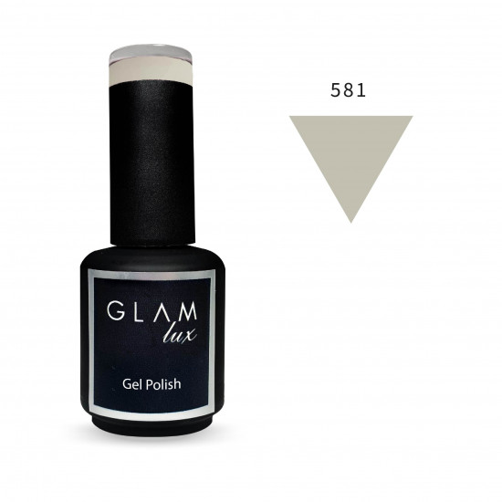 Gel polish Glam Lux 581