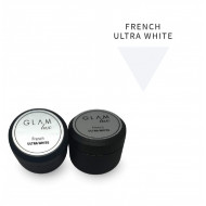 Glam LUX French Ultra white