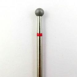 Drill bit Ball (soft coarse)