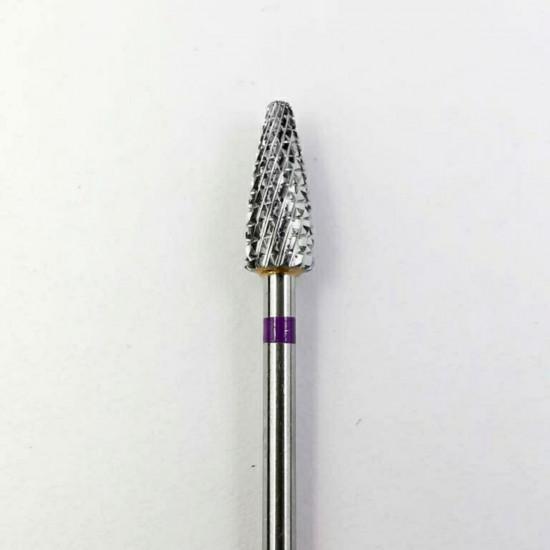 Corn shape carbide bit (large coarse)