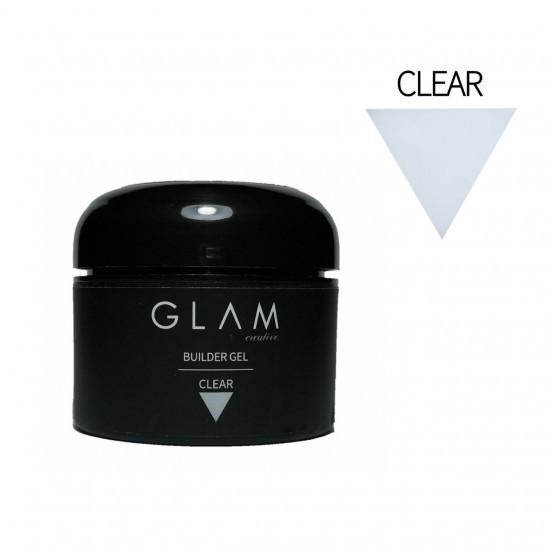 Glam Profi builder gel CLEAR 30ml