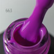 Gel polish Glam Lux 663