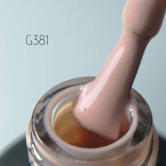 Gel polish Glam Lux G381