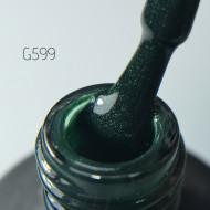 Gel polish Glam Lux G599