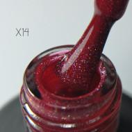 Gel polish Glam Lux X14