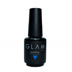Glam Profi builder gel Stained glass B10