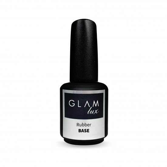 GLAM LUX RUBBER BASE 15 ml