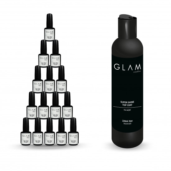 Glam Lux Super Shine Top Coat 226 ml