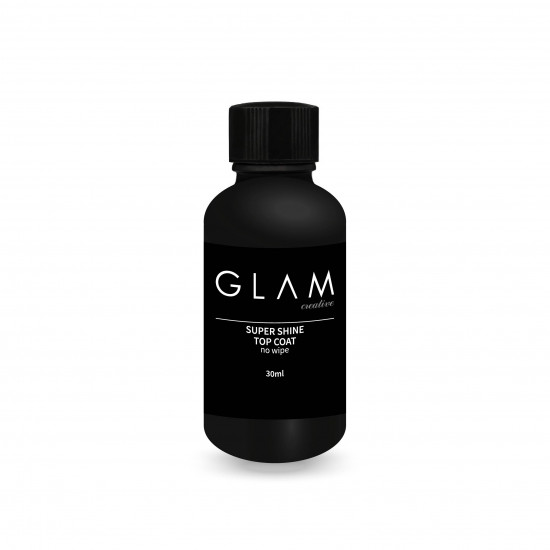 Glam Lux Super Shine Top Coat 30 ml