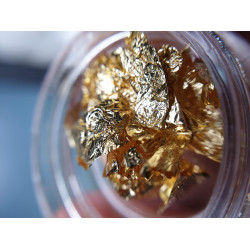 Nail Foil Gold