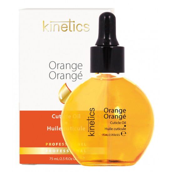 KINETICS cuticle oil Orange