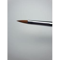 Brush Kolinsky Polygel/Acrylic N6